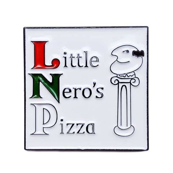 Little Nero's Pin