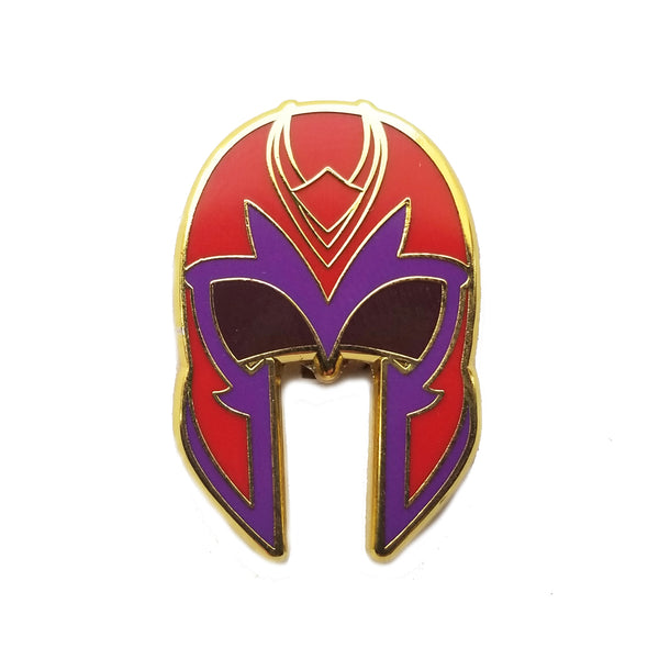 Master of Magnetism Pin