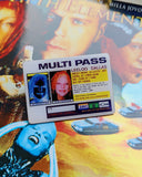 MultiPass Pin