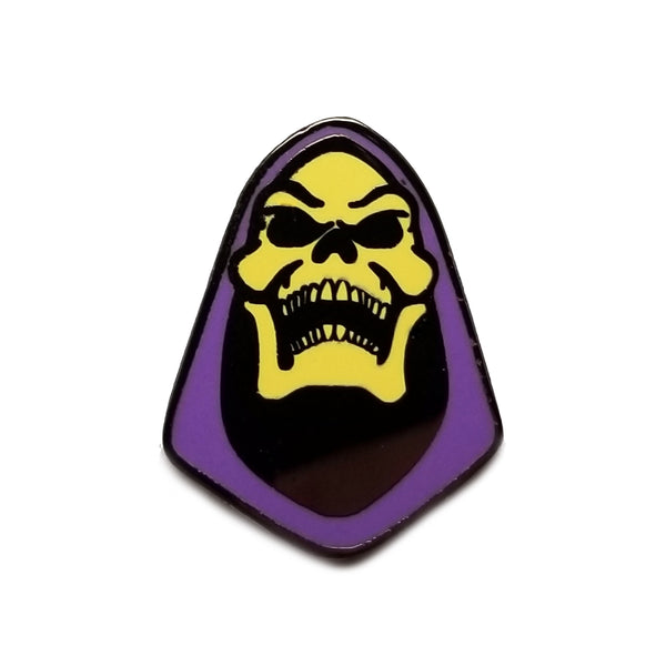 Skeletor Pin