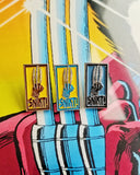 Snikt! Pin Set