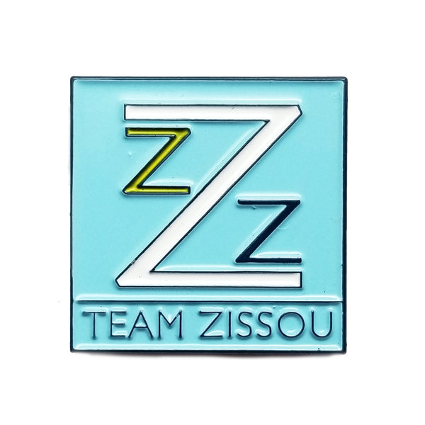 Team Zissou Pin