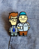 The Regulars by Rigo4K Pin