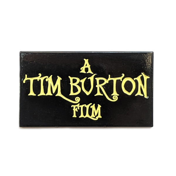 The Fantastically Quirky Mr. Burton Pin
