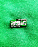 Vandelay Industries Pin