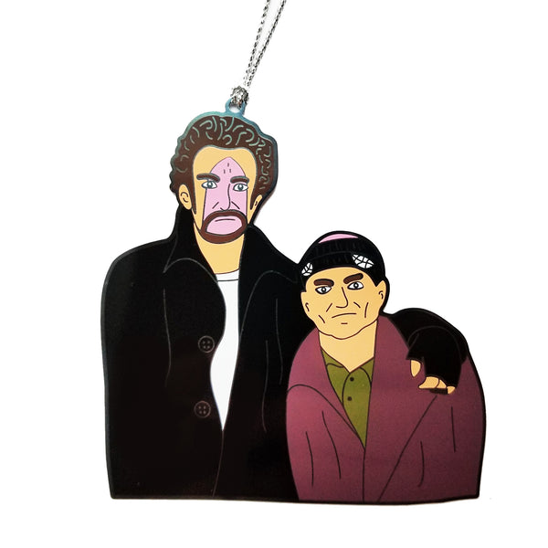Wet Bandits Ornament