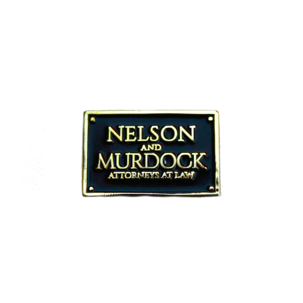 Nelson and Murdock - T's for G's  - 1