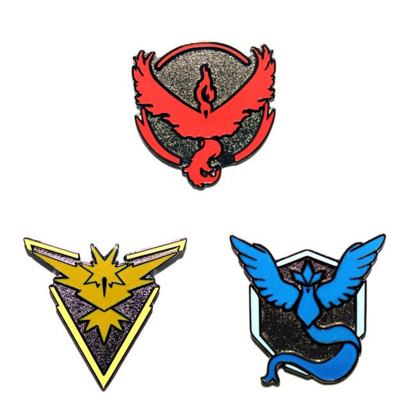 Pokemon Teams - T's for G's  - 1