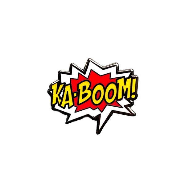 Kaboom! - T's for G's  - 1
