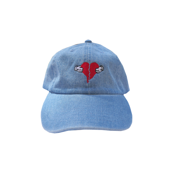 Denim Heartless Hat - T's for G's