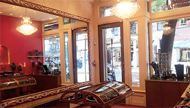 Inaya Jewelry West Village Store