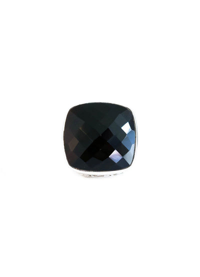Black Onyx Ring - Inaya Jewelry