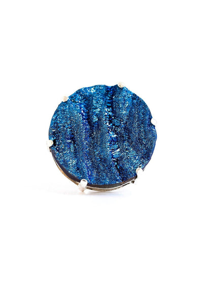 Druzy Ring - Inaya Jewelry
