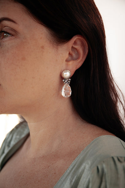 Perfectly Clear - Inaya Jewelry