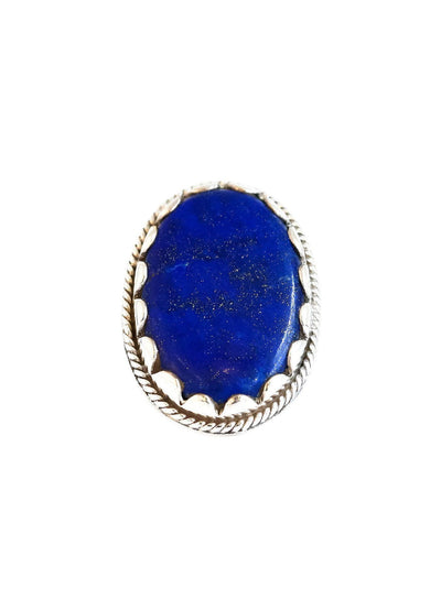 Lapis Ring - Inaya Jewelry