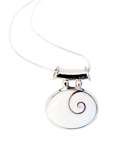 Shiva's Eye Pendant - Inaya Jewelry