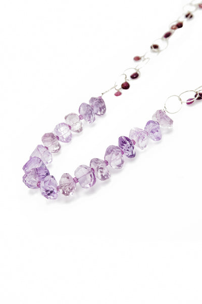 Royal Gems Necklace - Inaya Jewelry