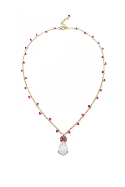 Soothing Fire of the Heart - Inaya Jewelry