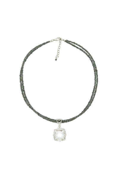 Crystal Clarity in the Sky - Inaya Jewelry
