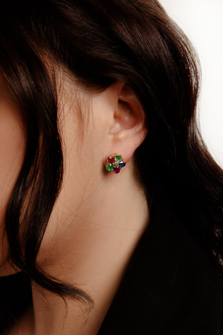 Red, Green and Bloom - Inaya Jewelry