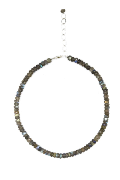 Labradorite Necklace - Inaya Jewelry