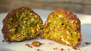 Japanese Kato Matcha Energy Balls Recipe from Toronto Canada Wholesale Tea Retailers Genuine Tea