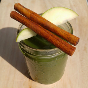 Japanese Kato Matcha Pear Cider Recipe from Toronto Canada Wholesale Tea Retailers Genuine Tea