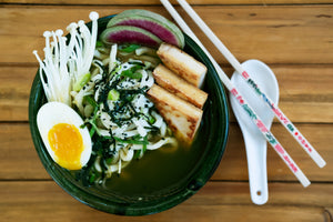 Matcha Miso Broth