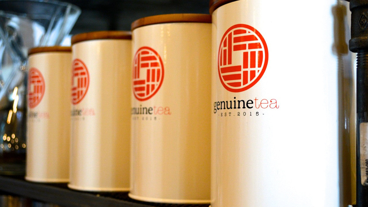 Genuine Tea Canisters Toronto