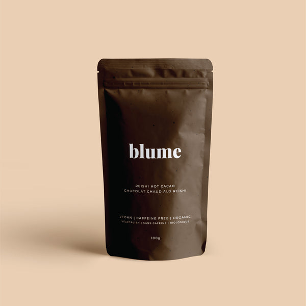 Blume Reishi Hot Cacao Blend - 125g - Genuine Tea