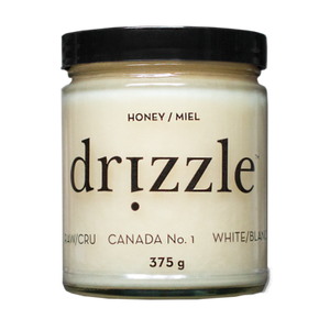 Drizzle White Raw Honey - 375g - Genuine Tea