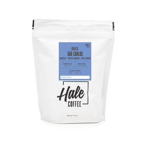 Hale Coffee | Brazil Sao Carlos - Genuine Tea