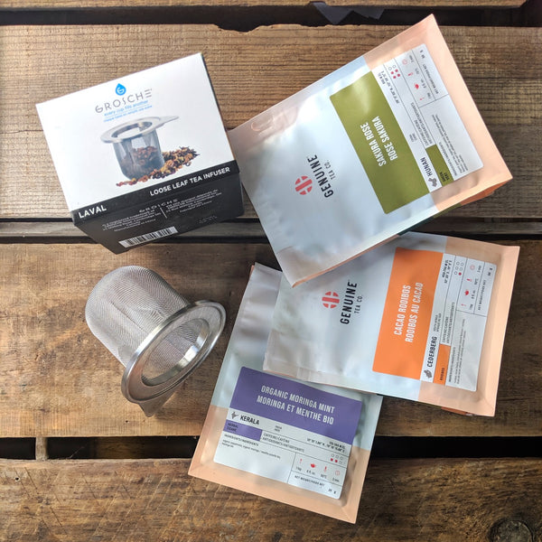 Tea Lovers Bundle - Genuine Tea