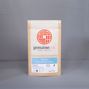 Alishan Chin Xing Oolong genuine tea