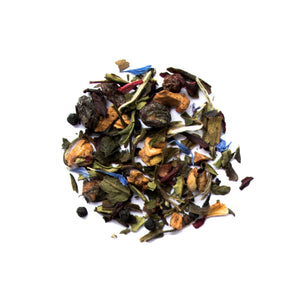 Blueberry White Peony - Genuine Tea