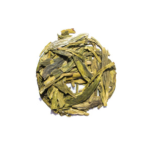 Organic Dragonwell - Genuine Tea