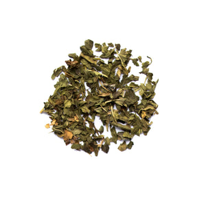 evergreen peppermint genuine tea