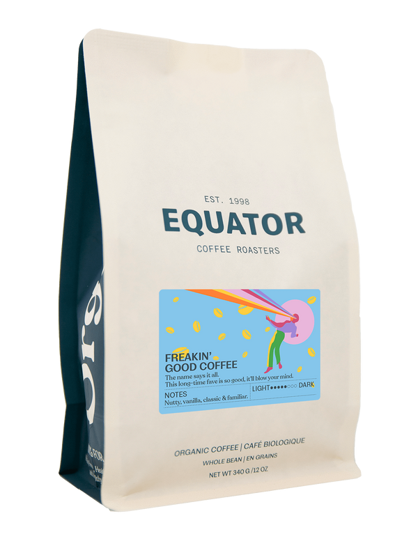 Equator Coffee | Freakin' Good Coffee - Genuine Tea