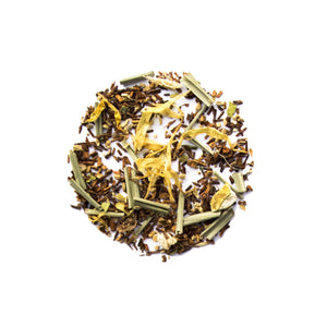 Pyramid Tea Bags - Lemon Ginger Rooibos - Genuine Tea