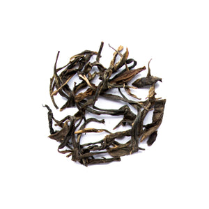 Organic Aged Pu'Erh - Genuine Tea
