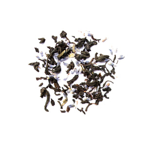 Organic Lavender Earl Grey genuine tea