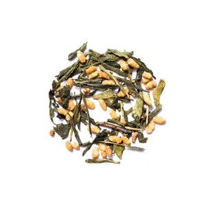 Organic Genmaicha - Genuine Tea