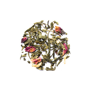 Organic Sakura Rose - Genuine Tea