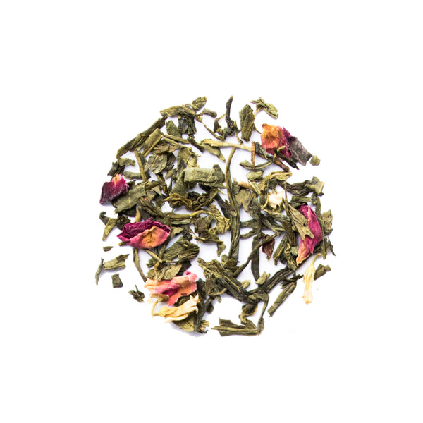 Organic Sakura Rose genuine tea