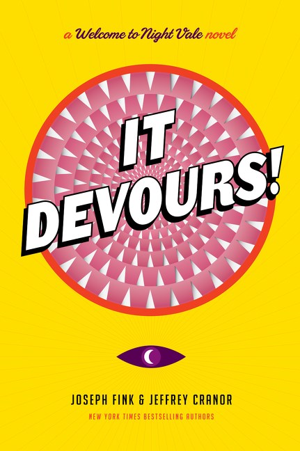 It Devours! A Welcome to Night Vale Novel