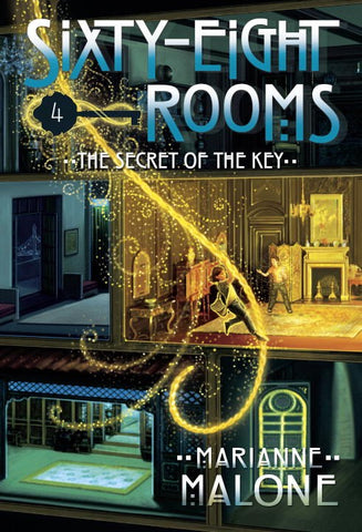 Secret of the Key: A Sixty-Eight Rooms Adventure