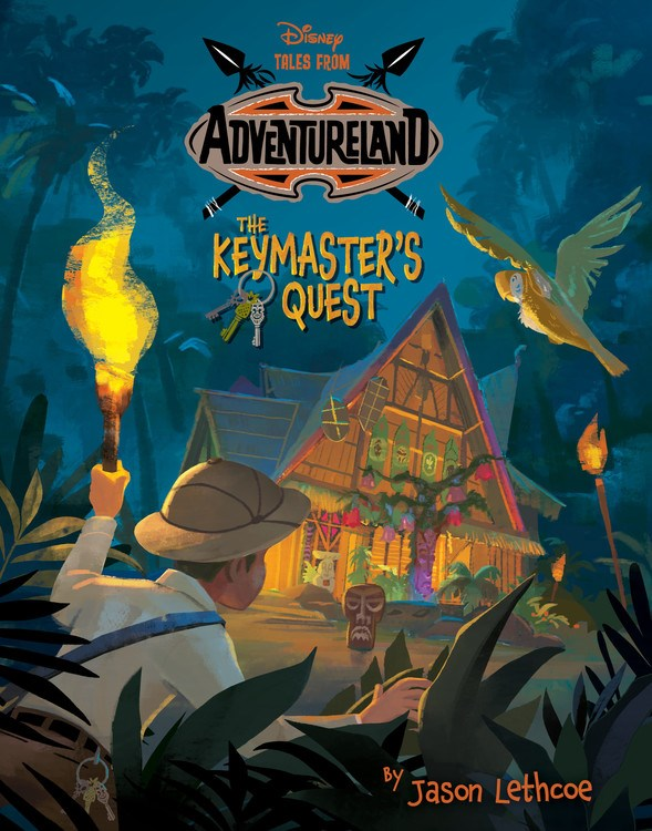 Tales from Adventureland: Keymaster's Quest