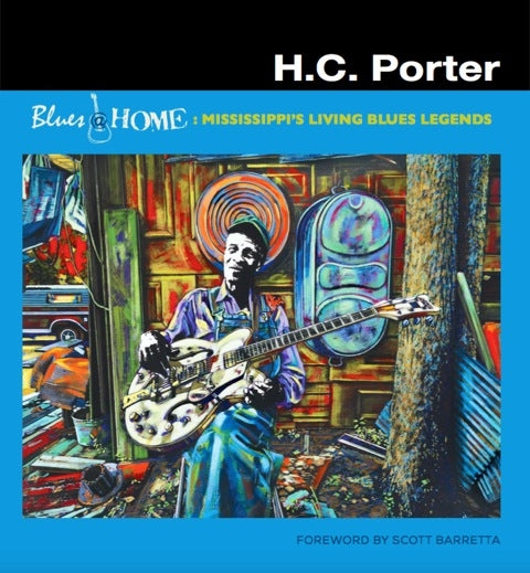 Blues @ Home: Mississippi's Living Blues Legends