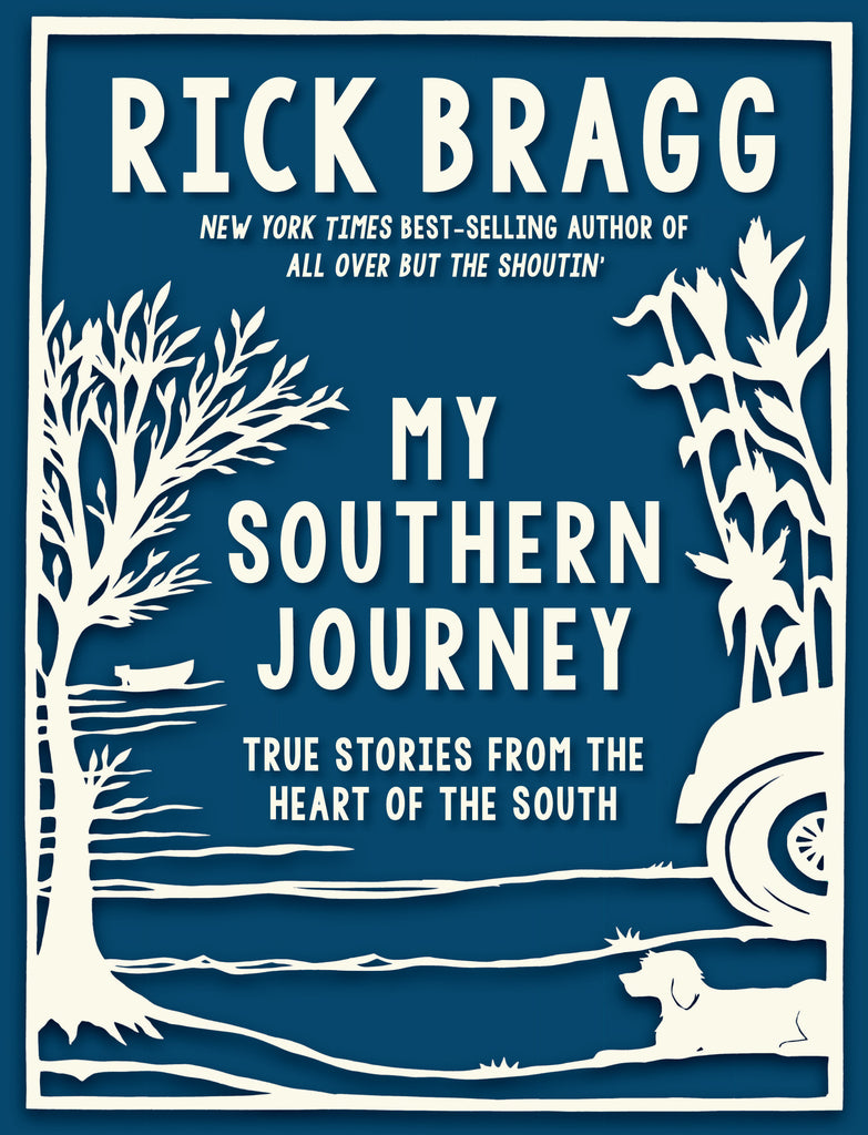 My Southern Journey Hardcover