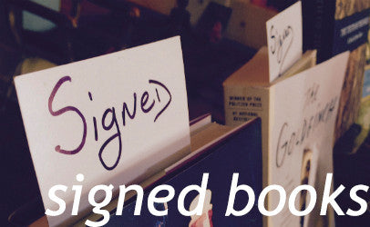 Signed Books